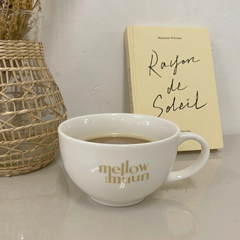 【muun seoulコラボ】カフェマグカップの画像5枚目