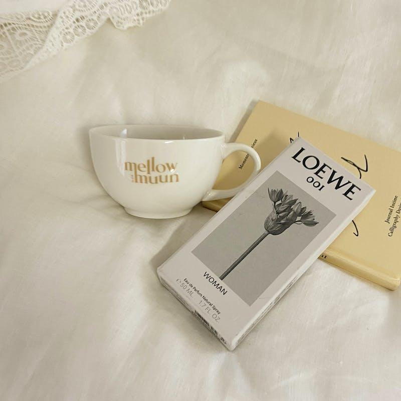 【muun seoulコラボ】カフェマグカップの画像2枚目